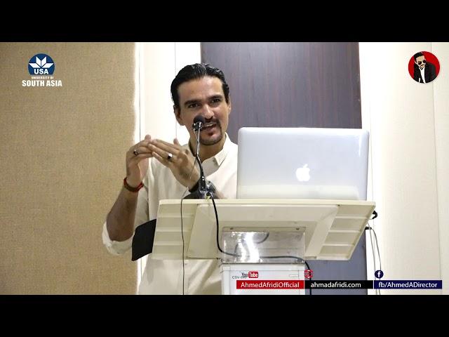 Multimedia & Design Lecture 3 - Ahmed Afridi