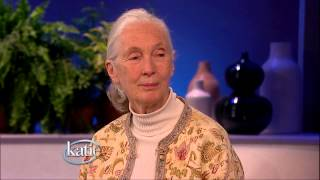 How Jane Goodall Became Passionate About Nature