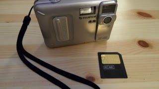 видео Ремонт Fujifilm FinePix F650