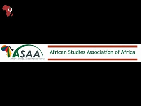 First International conference of the African Studies Association of Africa (ASAA)