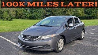 Is Honda still reliable?  2013 Honda Civic review