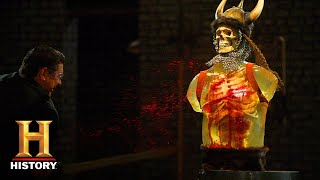 Forged in Fire: Barbarian Sword Tests (Season 6) | History