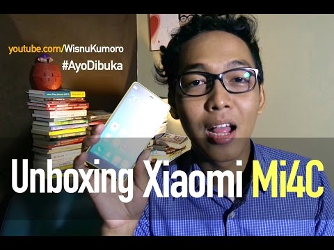 Unboxing Xiaomi Mi4C di 2016! Cuma 1,4 Juta!