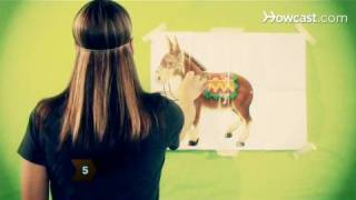 How to Cheat at Pin the Tail on the Donkey
