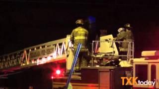 Texarkana, Texas Fire Department High Water Rescue