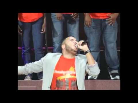 """Bless the Lord"" Live  by Brandon Camphor"