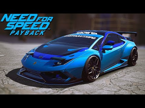 Need for Speed Payback - Fails #12 (Funny...