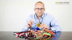 Medaillen kaufen und individuell gestalten