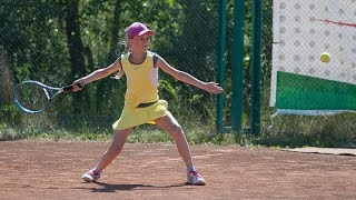 XXI теннисный турнир на кубок компании «ОША»