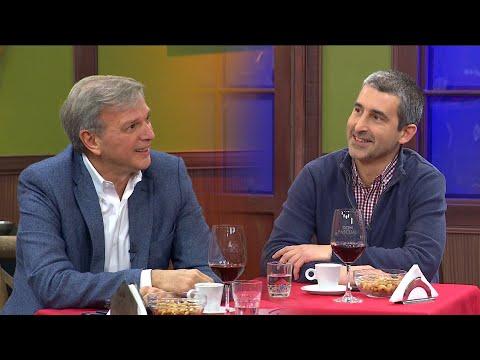 Pablo Caggiani y Sebastián Bauzá