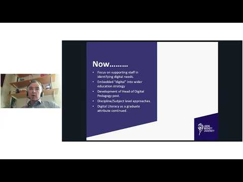 Digital Capabilities case study revisited - Leeds Beckett University