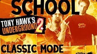 Tony Hawk's Underground 2 Walkthrough: Classic Mode - School Goals [Part 6]