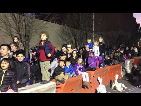 The SAC Capital Advisors Inflation Party invites children of all ages backstage for look at the giant helium balloons as they come to life the night before the UBS Parade Spectacular. Enjoy some scenes from last year's event.