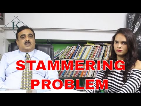 How to cure Stammering in hindi by kailash Mantry Natural Cure For Stammering problem