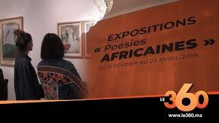 Le360.ma • Exposition : Les poésies africaines s'invitent au Comptoir des Mines Galerie