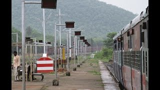 Indian Railway journey through the hills and forests of Southern Odisha : Rayagada Sambalpur