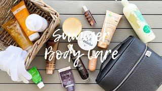 SUMMER ESSENTIALS | Prodotti per il corpo | My Beauty Fair