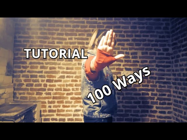 [Mirrored Slow Dance Tutorial] Jacksong Wang - 100 Ways - by Friday Cookies