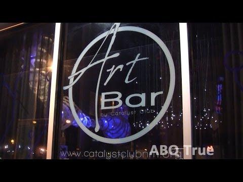 ABQ TRUE  Art Bar  Catalyst Club in Downtown Albuquerque