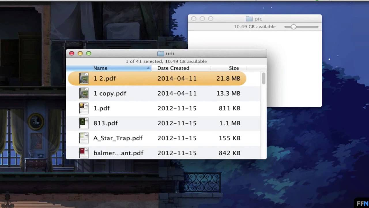 Capture A Vertical Scrolling Window Of Finder Free On Mac
