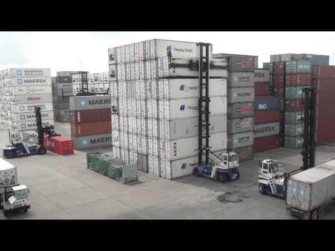 Taylor TXEC-207/8 Empty Container Handler (1)