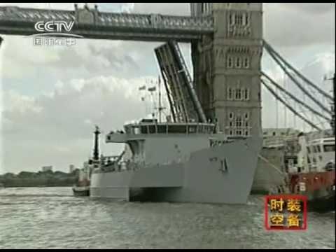 【CCTV-国防军事 装备时空】高性能战舰 2011-10-29
