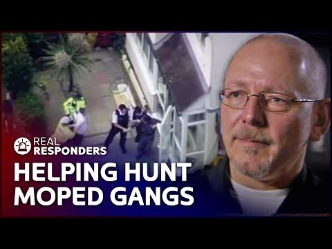 Chasing A Motorbike Crime Ring | Sky Cops | Real Responders