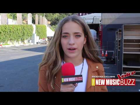 THE VOICE BACKSTAGE EXCLUSIVE | Brynn...
