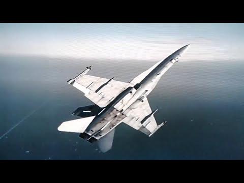 F/A-18C - Osean Maritime Defense Force