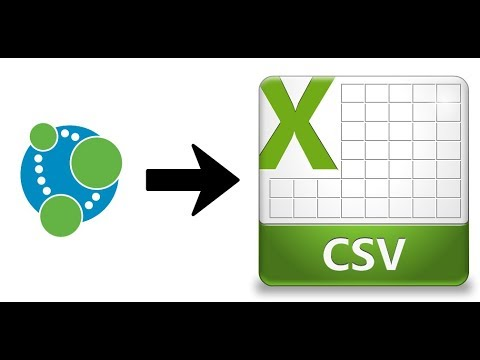 React js advanced tutorial - Create CSV file from