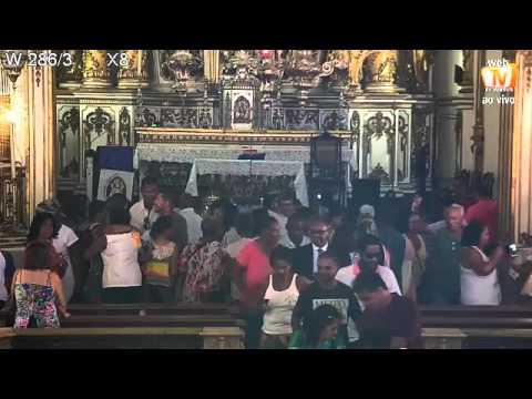 Transmissão ao vivo da Basílica Santuário Senhor do Bonfim - Salvador BA