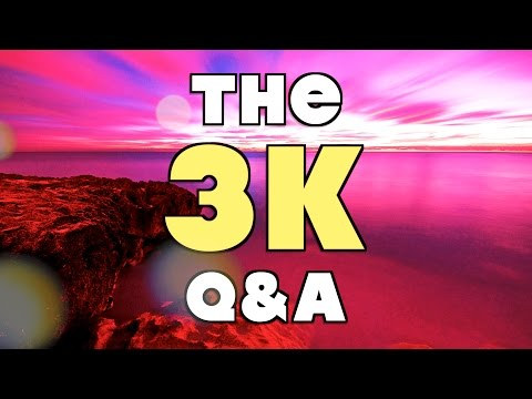 THE 3K Q&A