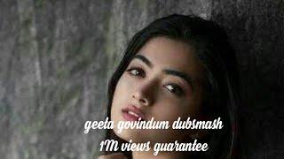 Geeta govindam dubsmash