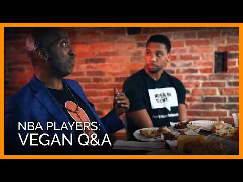 What Is It Like to Be Vegan in the NBA?