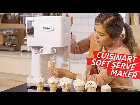 Do You Need the Cuisinart Soft Serve Ice Cream Maker? — The Kitchen Gadget Test Show