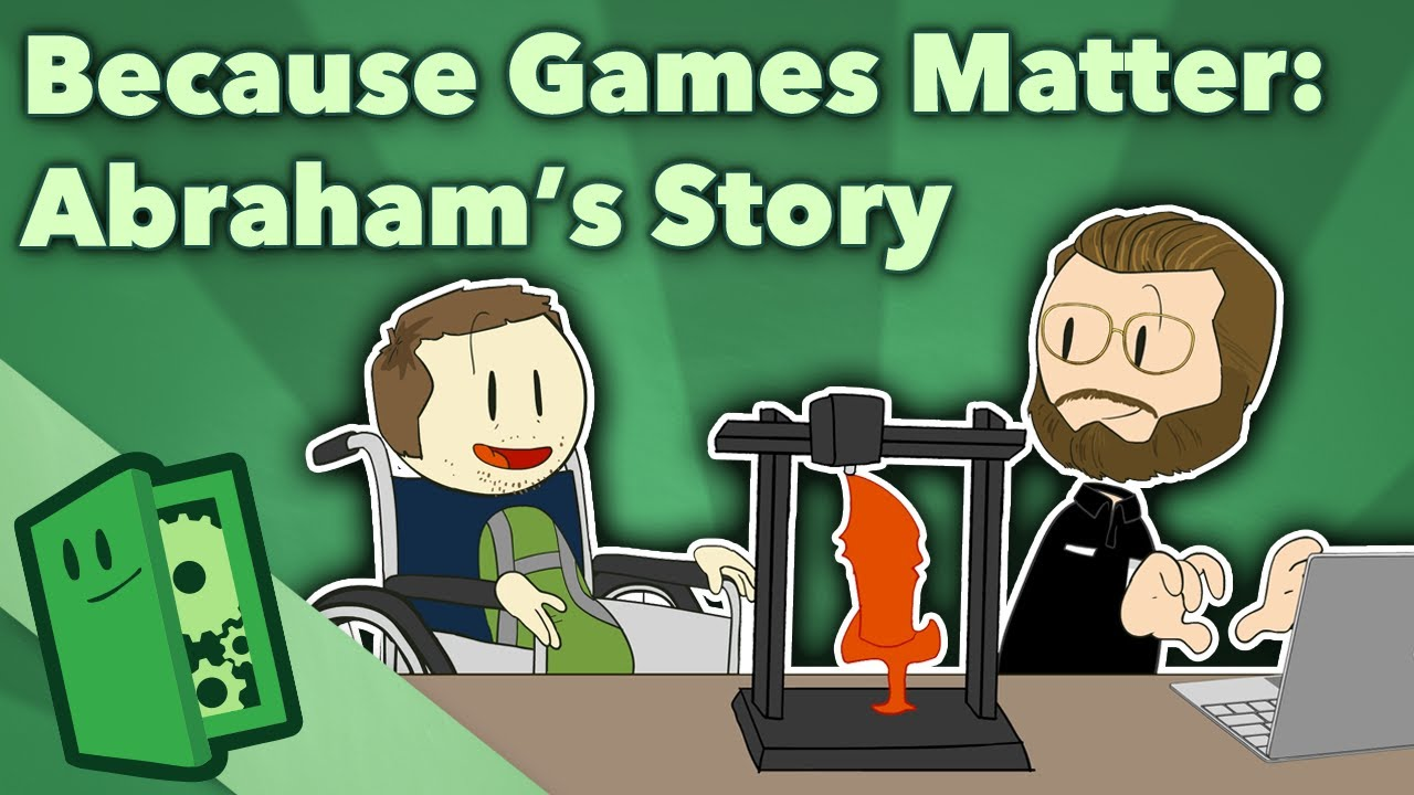 Download Because Games Matter - Abraham's Story - Extra Credits