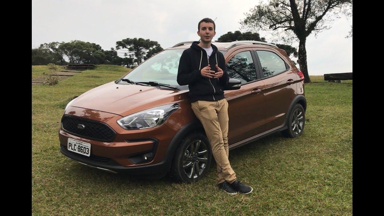Nuevo Ford Ka En Argentina Primer Contacto Con La Version Freestyle Youtube