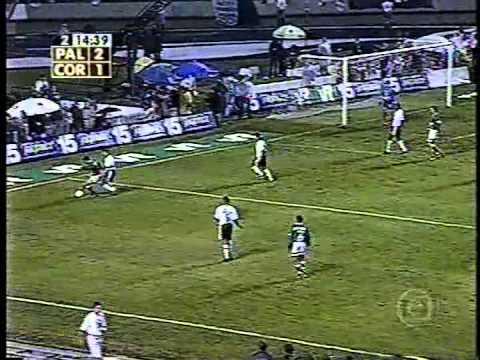 Palmeiras x Corinthians - Paulistão 1999 [COMPLETO]