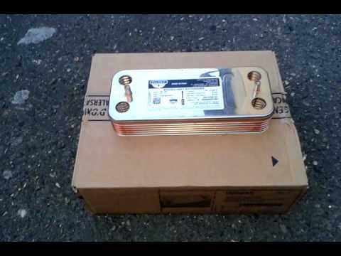 Как снять вторичный теплообменник с аристона Пластины теплообменника Машимпэкс (GEA) NT 500M Соликамск