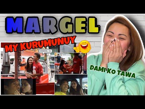 MARGEL - ''MAS MASAYA PAG TAYO LANG'' | SY TALENT ENTERTAINMENT | REACTION VIDEO