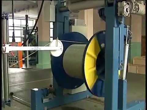 видео: Производство волоконно-оптических кабелей (manufacture of fiber optic cables)