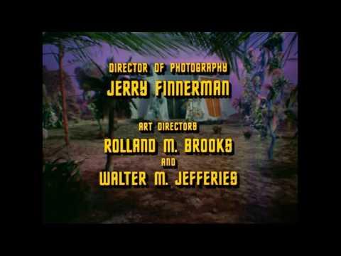 Star Trek TOS Season 2 Outro and Credits