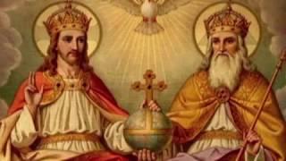 CHÚA BA NGÔI - Cầu Nguyện:  Trong đời sống đức tin của chúng ta, mầu nhiệm Thiên Chúa Ba Ngôi ..