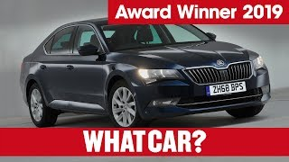 Skoda Superb – why it's our 2019 Executive Car (for under £25,000) | What Car? | Sponsored
