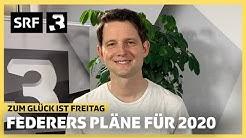 Federers Pläne für 2020 | Comedy mit Fabian Unteregger | Radio SRF 3
