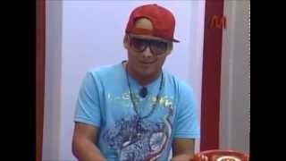 YONERO DEL BARRIO EN MANAVISION TV,,, MN EN L