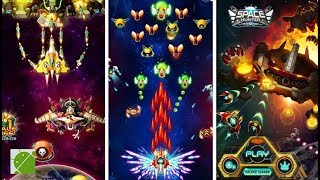 Space Hunter Arcade Shooting Games - Android Gameplay FHD