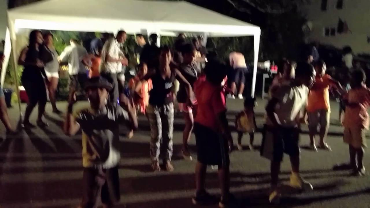 4th of July Free Entertainment for children (silento watch me) By DJCITY
