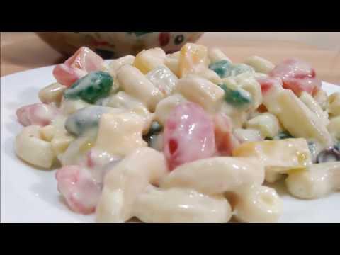 How to make a Macaroni Salad for All Season (2018)
