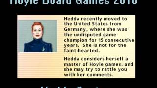 Hoyle Board Games 2010 - Hedda Quotes